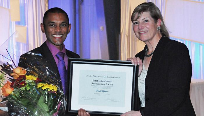 Established Artist Recognition Awards