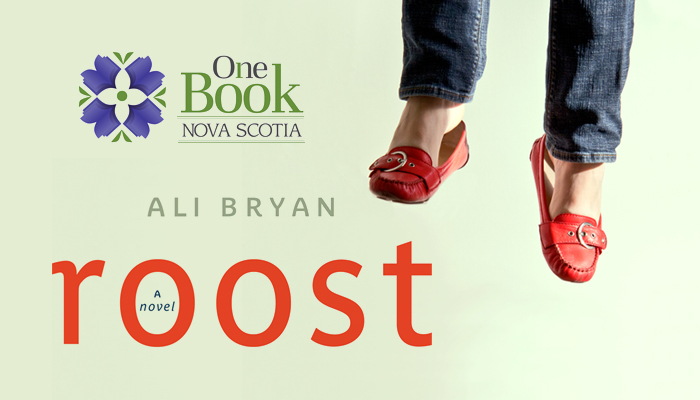 Nova Scotians will be Reading Ali Bryan's Roost