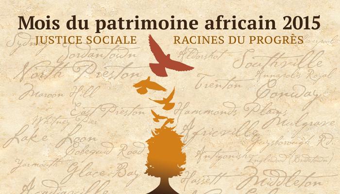 Mois du patrimoine africain 2015