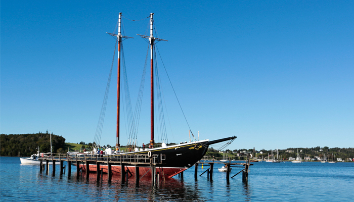 FAQ Bluenose II Restoration