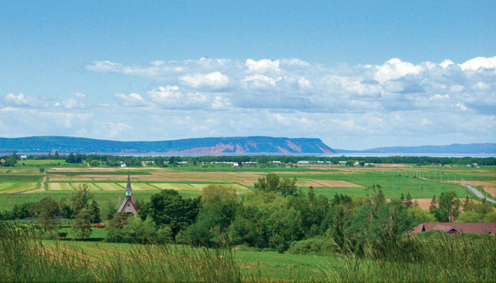Grand Pré: A UNESCO World Heritage Site