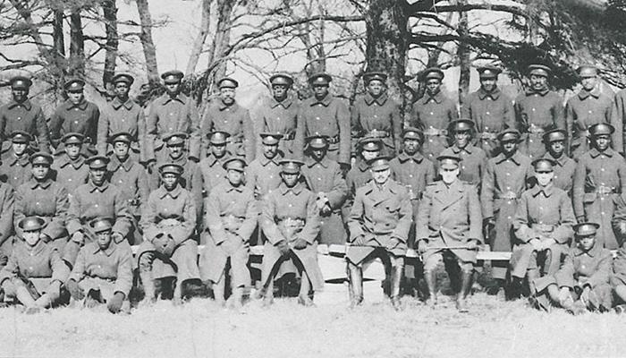 No. 2 Construction Battalion