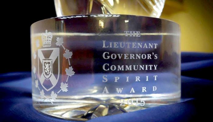 Prix du lieutenant-gouverneur pour l'esprit communautaire