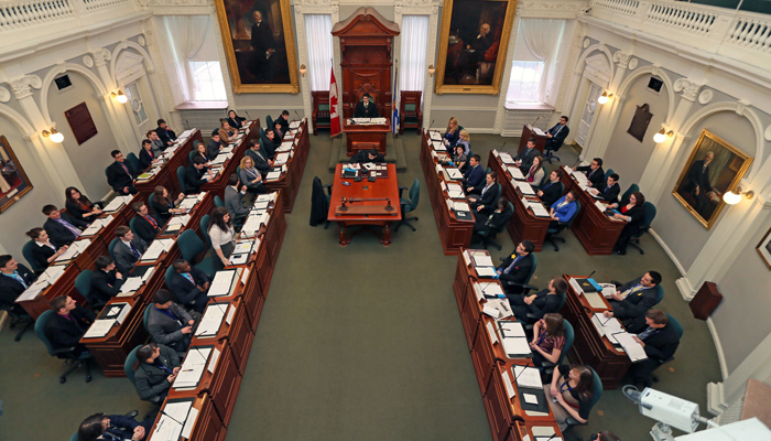 Acadian Youth Parliament