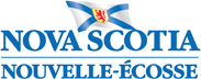 Nova Scotia Visual Identity Colour Flag logo